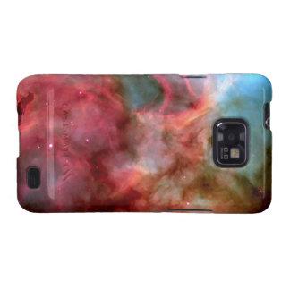Casos de Samsung del espacio exterior de las Galaxy SII Carcasa