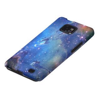 Casos de Samsung del espacio exterior de las Samsung Galaxy SII Carcasas