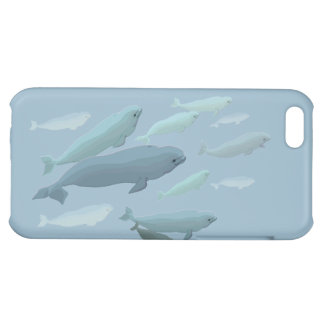 Casos de Smartphone de la ballena del caso de la b