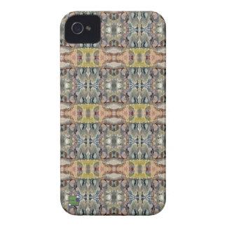 Casos de Smartphone del arte de la cueva iPhone 4 Cobertura