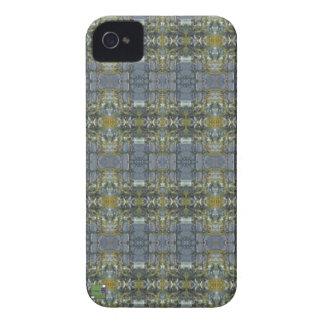 Casos de Smartphone del bosque del invierno iPhone 4 Case-Mate Funda