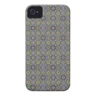 Casos de Smartphone del flower power iPhone 4 Case-Mate Carcasa