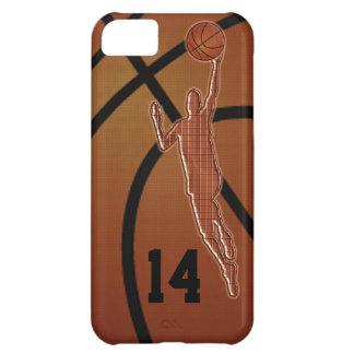 casos del baloncesto del iPhone 5C con SU NÚMERO