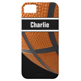 casos del baloncesto del iPhone 5S iPhone 5 Carcasas