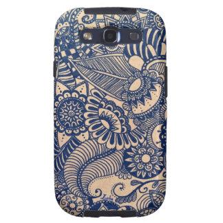 Casos del estilo de Zentangle para Samsung s3