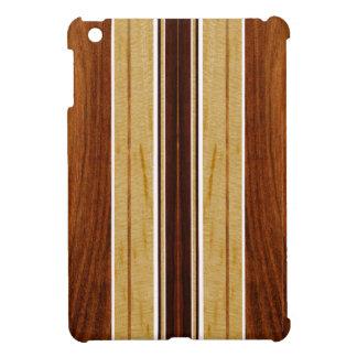 Casos del falso Koa iPad de madera de la tabla