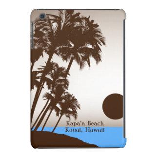 Casos del iPad adaptable hawaiano de la puesta del Fundas De iPad Mini