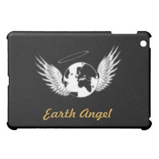 Casos del iPad del ángel de la tierra