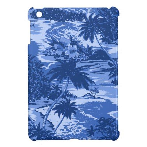 Casos del iPad hawaiano de la bahía de Napili mini iPad Mini Cárcasas