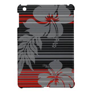 Casos del iPad hawaiano de la raya del hibisco de