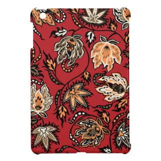 Casos del iPad tropical del batik del Protea mini