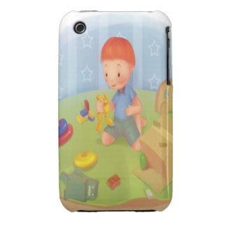 casos del iphone 3gs iPhone 3 Case-Mate coberturas