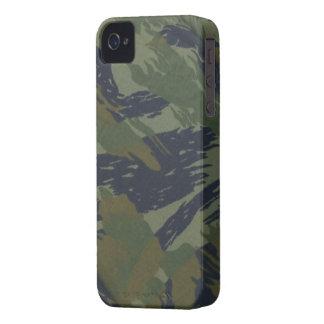 Casos del iPhone 4/4S de la casamata ID™ del camuf Case-Mate iPhone 4 Protector
