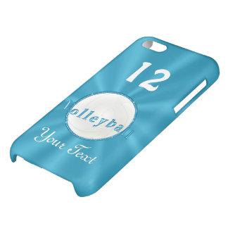 Casos del iPhone 5C de SU voleibol del NOMBRE y de