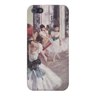 Casos del iPhone de la lección 4G del ballet de iPhone 5 Carcasas