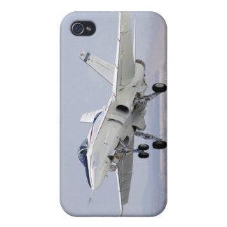 Casos del iPhone del avión de caza a reacción del iPhone 4/4S Fundas