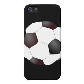 Casos del iPhone del balón de fútbol iPhone 5 Protector