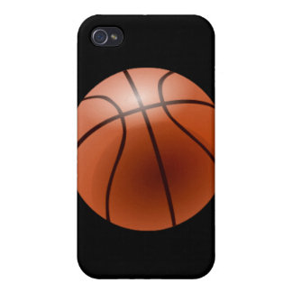 Casos del iPhone del baloncesto iPhone 4/4S Fundas