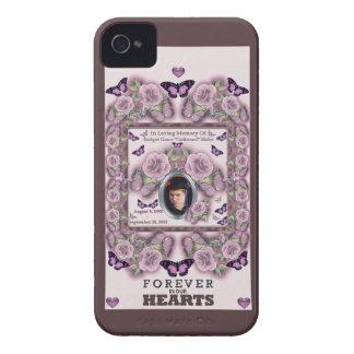 """Casos del iPhone del resbalador de la """"novia"""" de Case-Mate iPhone 4 Coberturas"""