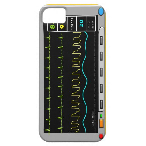 Casos del iPhone y de la electrónica del monitor c iPhone 5 Case-Mate Coberturas