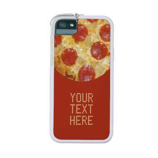 Casos del personalizado de la PIZZA