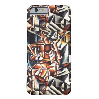 Casos del personalizado del arte de Popova Funda Barely There iPhone 6