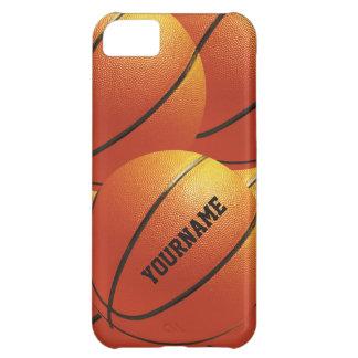 Casos del personalizado del baloncesto