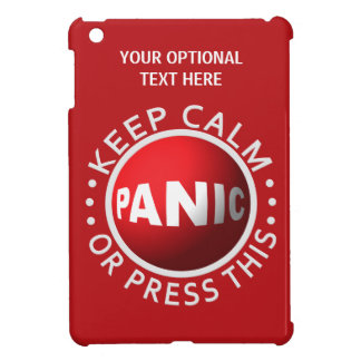 Casos del personalizado del botón de pánico