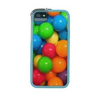 Casos deliciosos del iPhone 5/5S de Gumballs