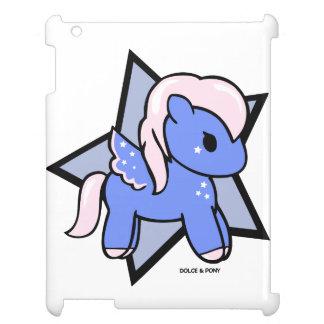 Casos Dolce del iPad de la burbuja el Pony| y potr
