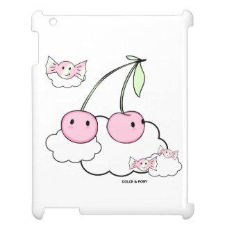 Casos Dolce del iPad de las cerezas el | de la cer