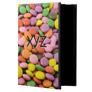 Casos dulces del personalizado de los caramelos
