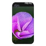 casos florales del iphone iPhone 4 cárcasas