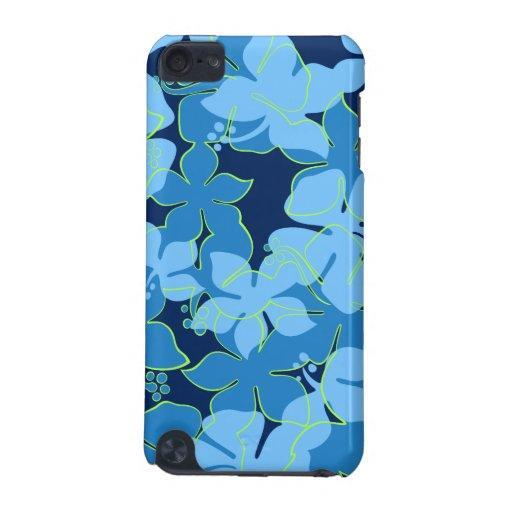 Casos florales hawaianos del tacto de Hanalei iPod