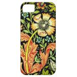 Casos florales iphone5 del vintage iPhone 5 fundas