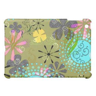 Casos florales retros del iPad