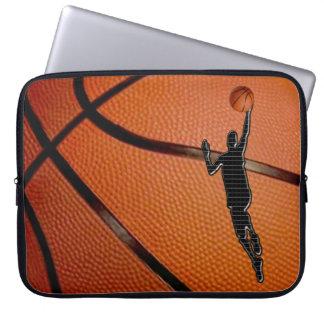Casos frescos del baloncesto de Techno para los Fundas Computadoras