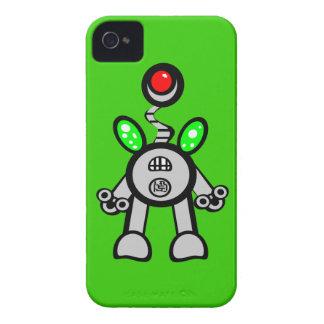 Casos frescos del iPhone 4s del robot de la Carcasa Para iPhone 4