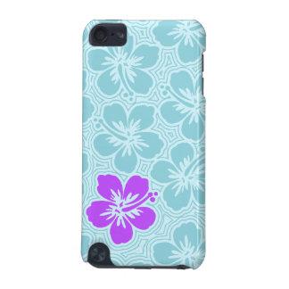 Casos hawaianos florales del tacto de iPod de la