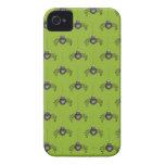 Casos lindos de Smartphone de la araña de Hallowee iPhone 4 Case-Mate Cárcasa