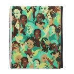 casos urbanos en folio de la moda del iPad