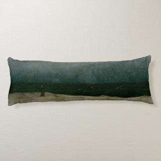 Caspar David Friedrich Body Pillow