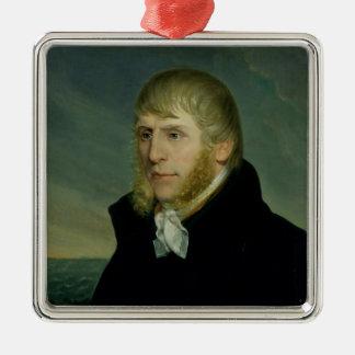 Caspar David Friedrich  c.1810-20 Metal Ornament