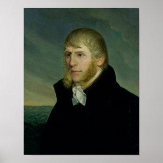 Caspar David Friedrich  c.1810-20 Poster