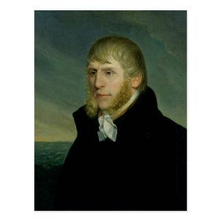 Caspar David Friedrich c.1810-20 Tarjeta Postal