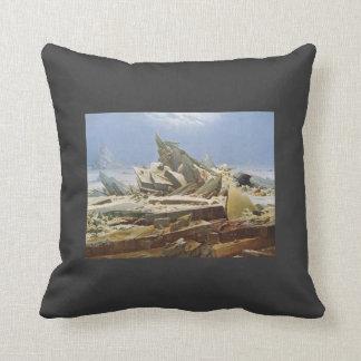 Caspar David Friedrich el mar del hielo Almohadas