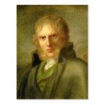 Caspar David Friedrich - retrato