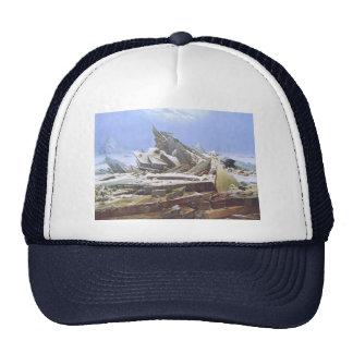 Caspar David Friedrich - The Polar Sea Trucker Hat