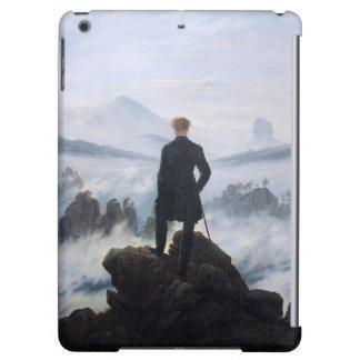 CASPAR DAVID FRIEDRICH - Wanderer above the sea Cover For iPad Air
