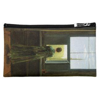 Caspar Friedrich Art Makeup Bag